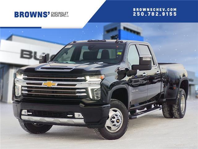 2021 Chevrolet Silverado 3500HD High Country (Stk: T21-1649) in Dawson Creek - Image 1 of 16