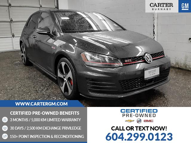 2015 Volkswagen Golf GTI 5-Door Performance (Stk: D1-34131) in Burnaby - Image 1 of 21