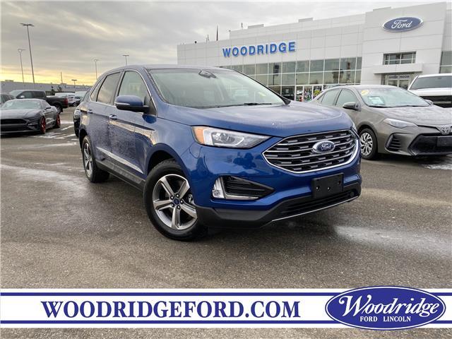 2020 Ford Edge SEL (Stk: 17654) in Calgary - Image 1 of 29