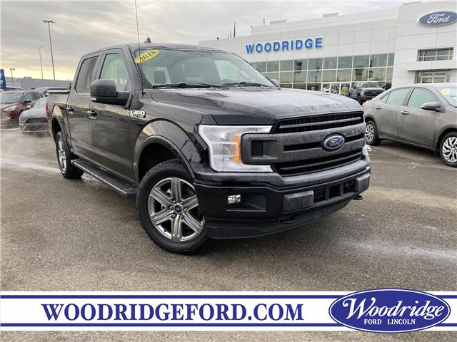 2018 Ford F-150 XLT (Stk: L-1395A) in Calgary - Image 1 of 21
