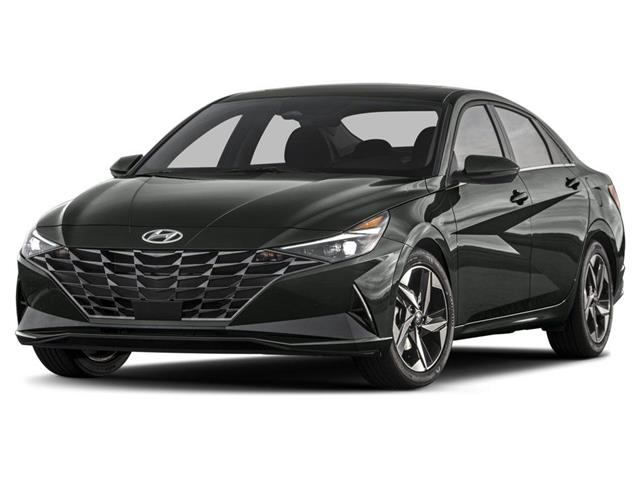2021 Hyundai Elantra Ultimate w/Tech Pkg & Black Seats (Stk: 21094) in Rockland - Image 1 of 3