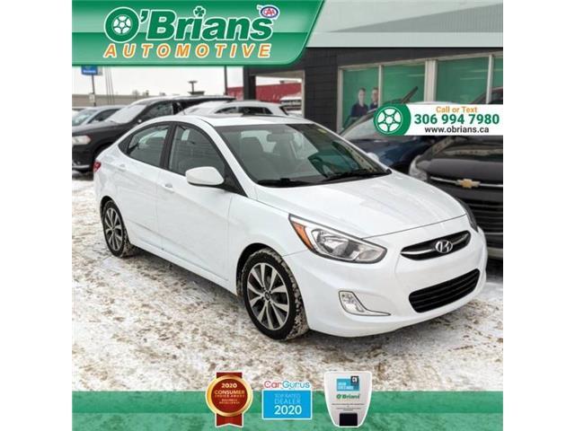 2017 Hyundai Accent SE (Stk: 13994A) in Saskatoon - Image 1 of 20