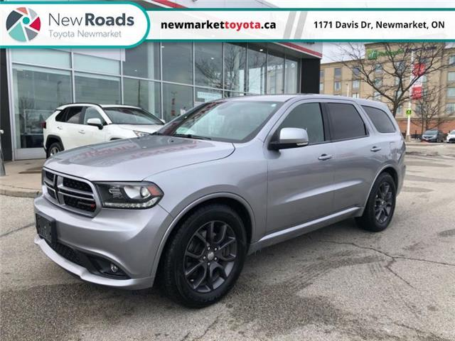 2017 Dodge Durango R/T (Stk: 357992) in Newmarket - Image 1 of 27