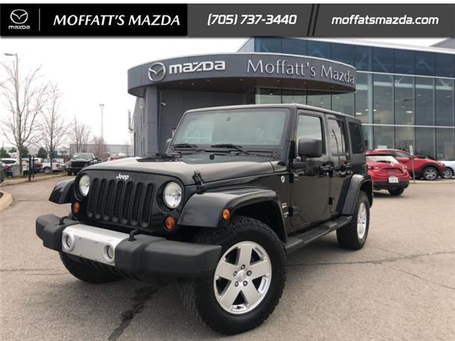 2012 Jeep Wrangler Unlimited Sahara (Stk: 28716A) in Barrie - Image 1 of 20