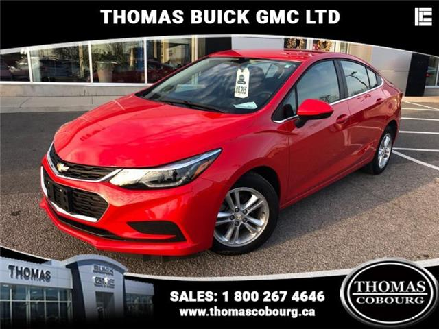 2018 Chevrolet Cruze LT Auto (Stk: UC07694) in Cobourg - Image 1 of 24