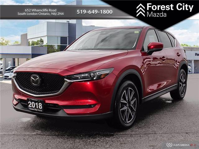 2018 Mazda CX-5 GT (Stk: 21C57149A) in London - Image 1 of 16