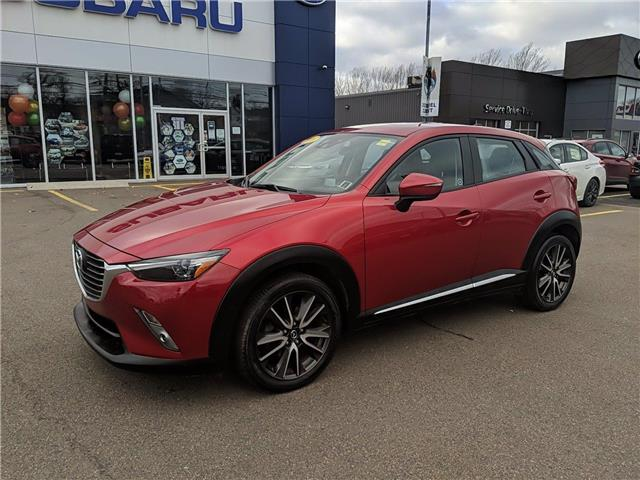 2016 Mazda CX-3 GT (Stk: SUB2465A) in Charlottetown - Image 1 of 23