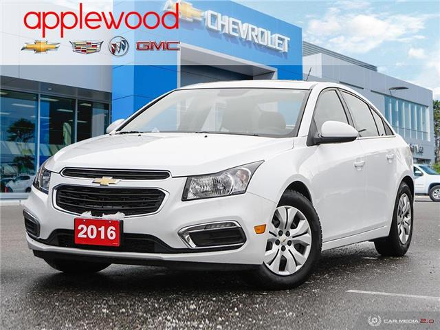 2016 Chevrolet Cruze Limited 1LT (Stk: 189230P) in Mississauga - Image 1 of 27