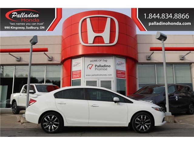 2015 Honda Civic Touring (Stk: 22447A) in Sudbury - Image 1 of 35