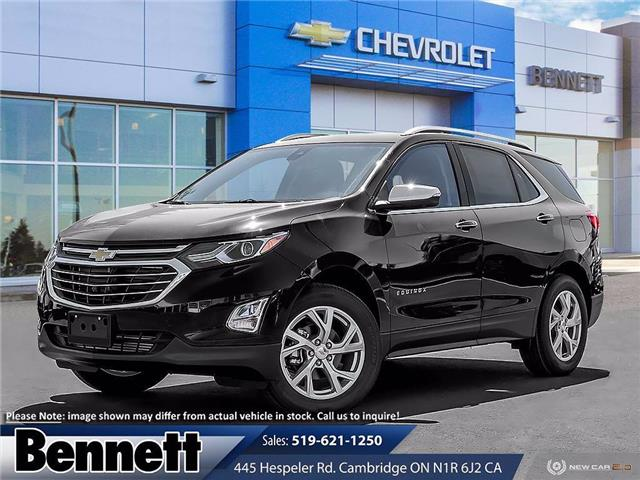 2021 Chevrolet Equinox Premier (Stk: D210096) in Cambridge - Image 1 of 23
