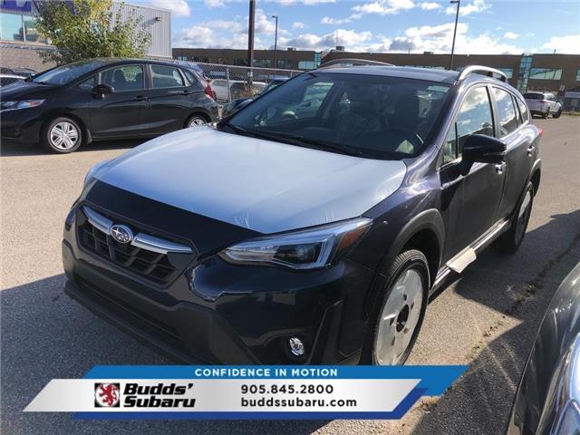 2021 Subaru Crosstrek Limited (Stk: X21057) in Oakville - Image 1 of 5