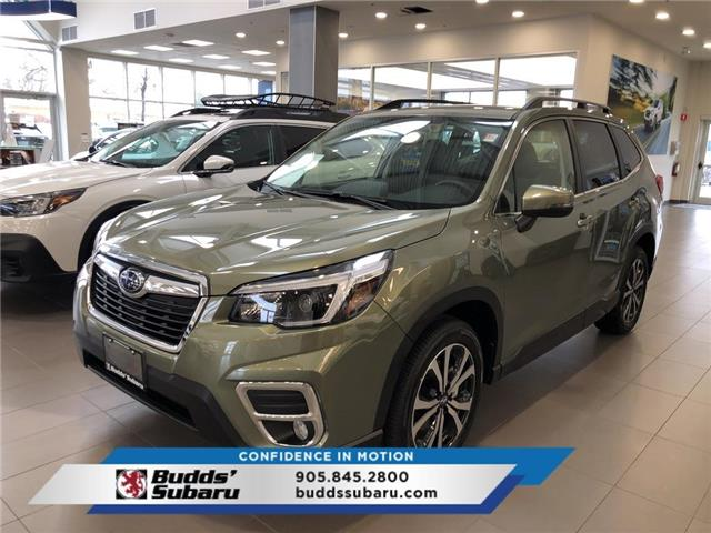 2021 Subaru Forester Limited (Stk: F21016) in Oakville - Image 1 of 5