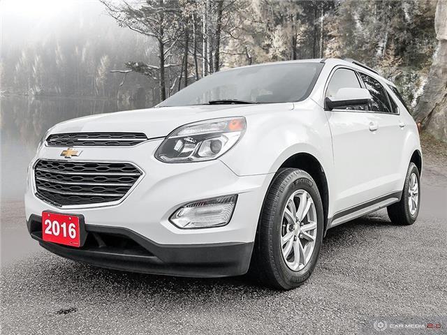 2016 Chevrolet Equinox 1LT (Stk: TG6193192) in Terrace - Image 1 of 20
