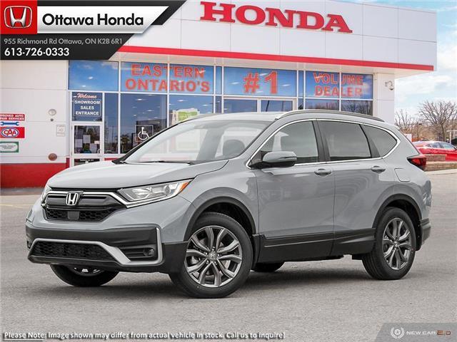 2021 Honda CR-V Sport (Stk: 341870) in Ottawa - Image 1 of 23