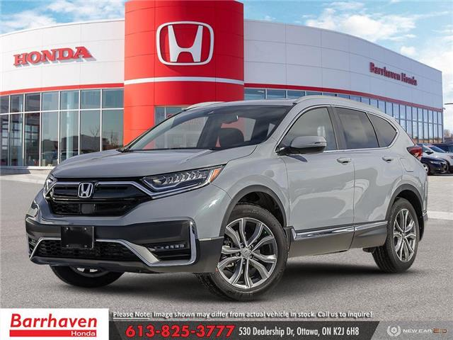 2021 Honda CR-V Touring (Stk: 3384) in Ottawa - Image 1 of 21