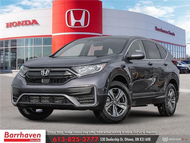 2021 Honda CR-V LX (Stk: 3393) in Ottawa - Image 1 of 23