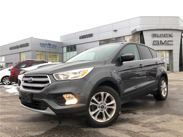 2017 Ford Escape SE (Stk: UE81405) in Mississauga - Image 1 of 15