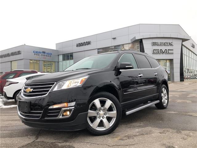2017 Chevrolet Traverse Premier (Stk: U260308) in Mississauga - Image 1 of 24