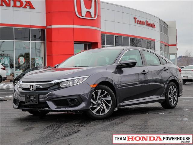 2018 Honda Civic SE (Stk: 3722) in Milton - Image 1 of 30