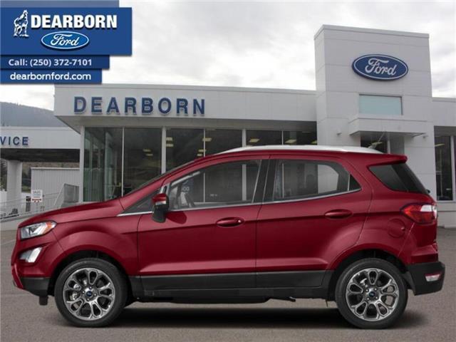 2018 Ford EcoSport Titanium AWD  - Low Mileage (Stk: SJ611) in Kamloops - Image 1 of 1