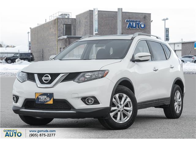 2016 Nissan Rogue SV (Stk: 840274) in Milton - Image 1 of 20