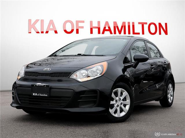 2017 Kia Rio5 LX+ (Stk: SP20127A) in Hamilton - Image 1 of 26