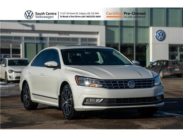 2016 Volkswagen Passat 1.8 TSI Comfortline (Stk: U6665) in Calgary - Image 1 of 42