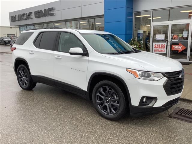 2021 Chevrolet Traverse RS (Stk: 21-301) in Listowel - Image 1 of 18