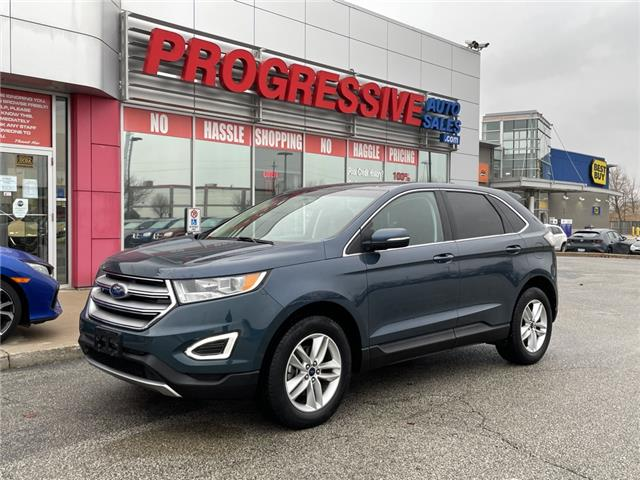 2016 Ford Edge SEL (Stk: GBC54037) in Sarnia - Image 1 of 19