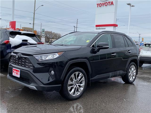2019 Toyota RAV4 Limited (Stk: W5212A) in Cobourg - Image 1 of 29