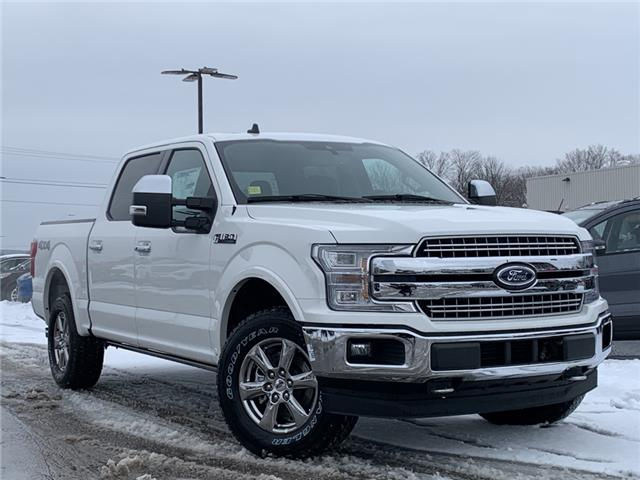 2020 Ford F-150 Lariat (Stk: 20T960) in Midland - Image 1 of 18