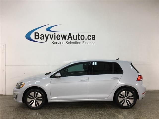 2018 Volkswagen e-Golf Comfortline (Stk: 37401J) in Belleville - Image 1 of 29
