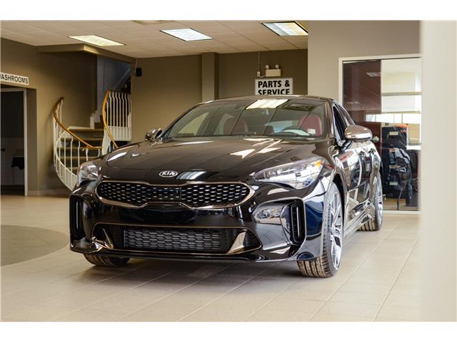 2021 Kia Stinger GT Limited w/Red Interior (Stk: 21034) in Petawawa - Image 1 of 1