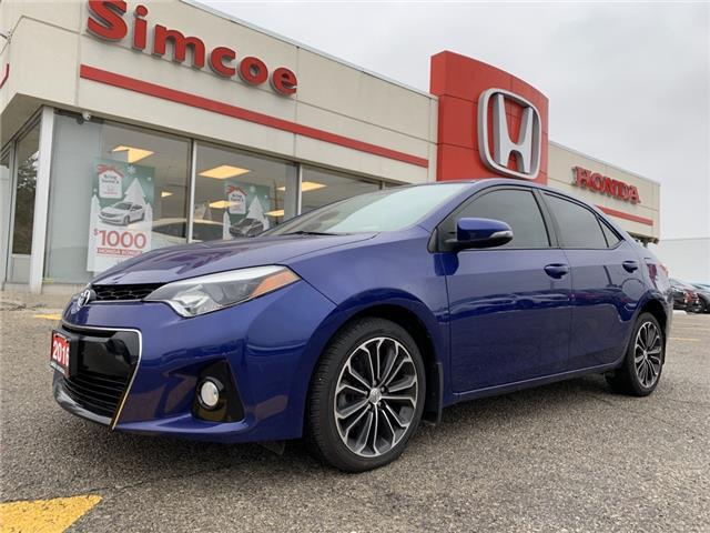 2016 Toyota Corolla S (Stk: 20193A) in Simcoe - Image 1 of 19