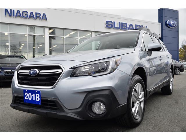 2018 Subaru Outback 2.5i (Stk: Z1788) in St.Catharines - Image 1 of 21
