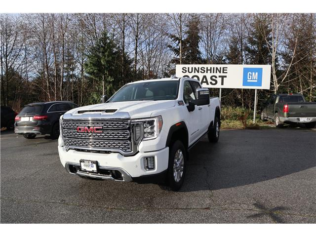 2021 GMC Sierra 3500HD Denali (Stk: GM119120) in Sechelt - Image 1 of 27