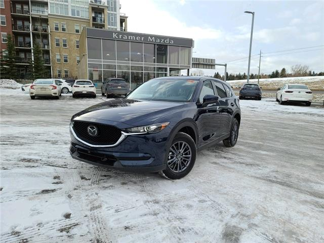 2021 Mazda CX-5 GS (Stk: N6091) in Calgary - Image 1 of 4