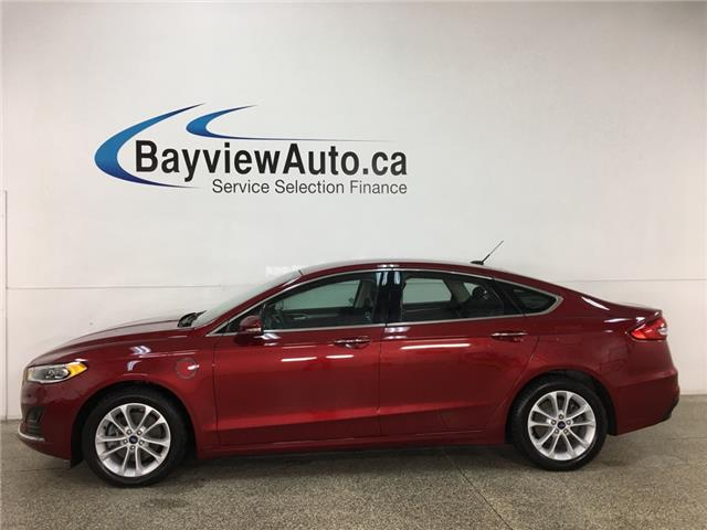 2019 Ford Fusion Energi SEL (Stk: 37497W) in Belleville - Image 1 of 29