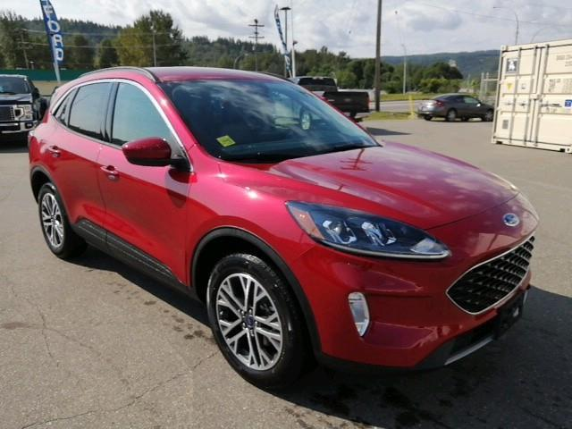 2020 Ford Escape SEL (Stk: 20T129) in Quesnel - Image 1 of 14
