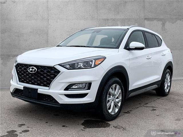 2020 Hyundai Tucson Preferred (Stk: 9863) in Quesnel - Image 1 of 25