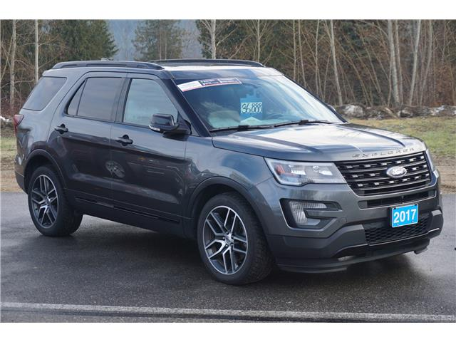 2017 Ford Explorer Sport (Stk: 21-012A) in Salmon Arm - Image 1 of 1