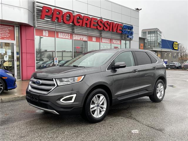 2016 Ford Edge SEL (Stk: GBC32103) in Sarnia - Image 1 of 24