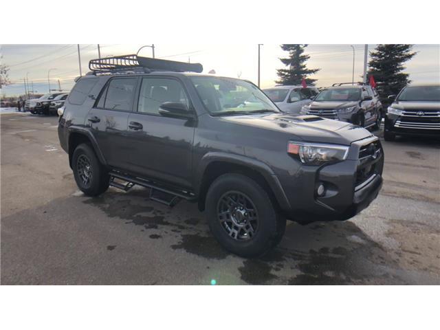 2021 Toyota 4Runner Base (Stk: 210166) in Calgary - Image 1 of 27