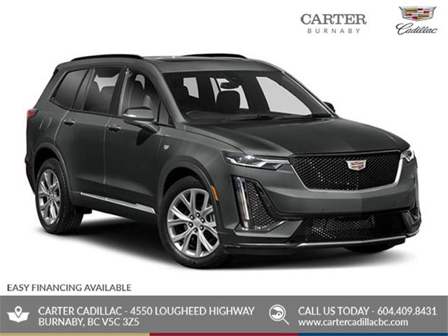 New 2021 Cadillac XT6 Sport  - Burnaby - Carter GM Burnaby