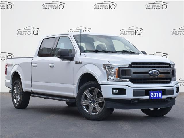 2018 Ford F-150 XLT (Stk: LP0972) in Waterloo - Image 1 of 16