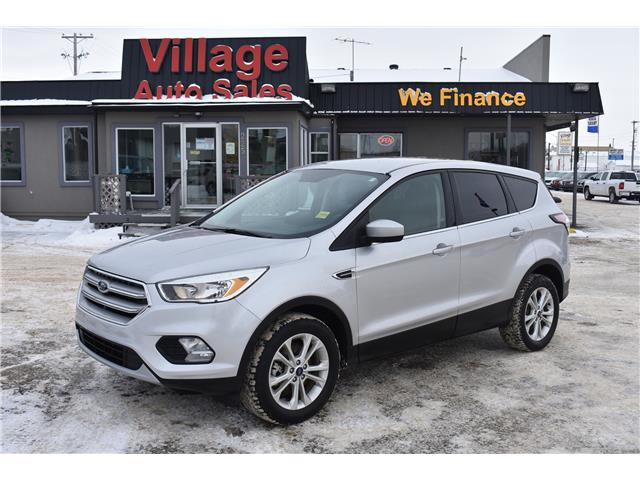 2017 Ford Escape SE (Stk: P38097) in Saskatoon - Image 1 of 17