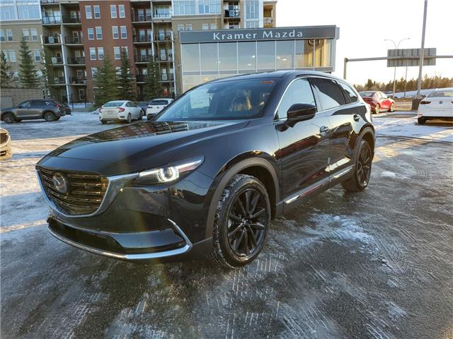 2021 Mazda CX-9 Kuro Edition (Stk: N6198) in Calgary - Image 1 of 4