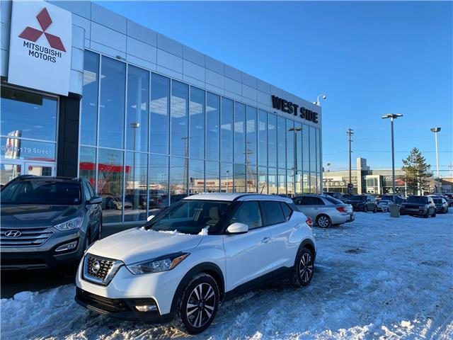 2019 Nissan Kicks SV (Stk: BM3848) in Edmonton - Image 1 of 25