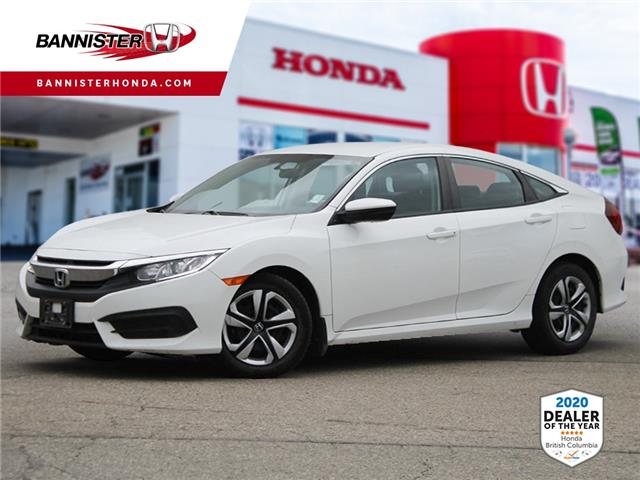2017 Honda Civic LX (Stk: L20-133) in Vernon - Image 1 of 1