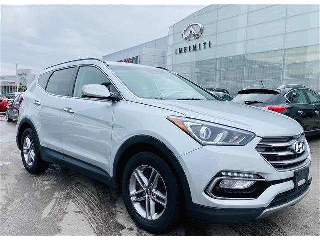 2018 Hyundai Santa Fe Sport 2.4 Base (Stk: H9145A) in Thornhill - Image 1 of 18